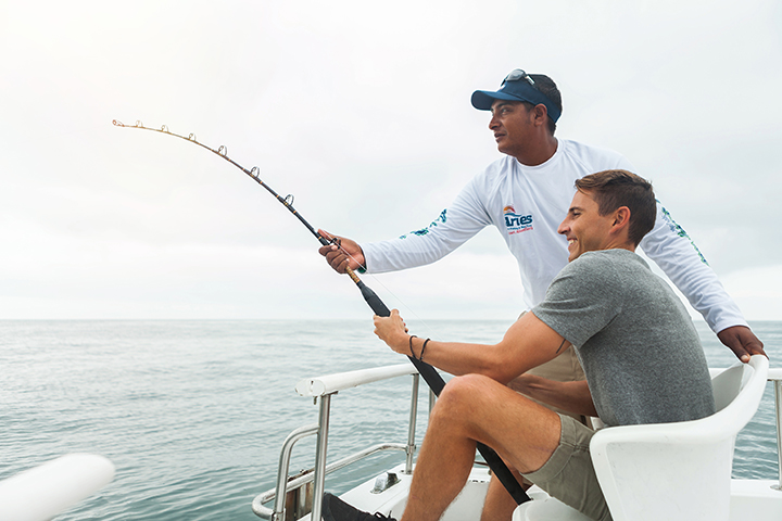 World-Class Sport Fishing